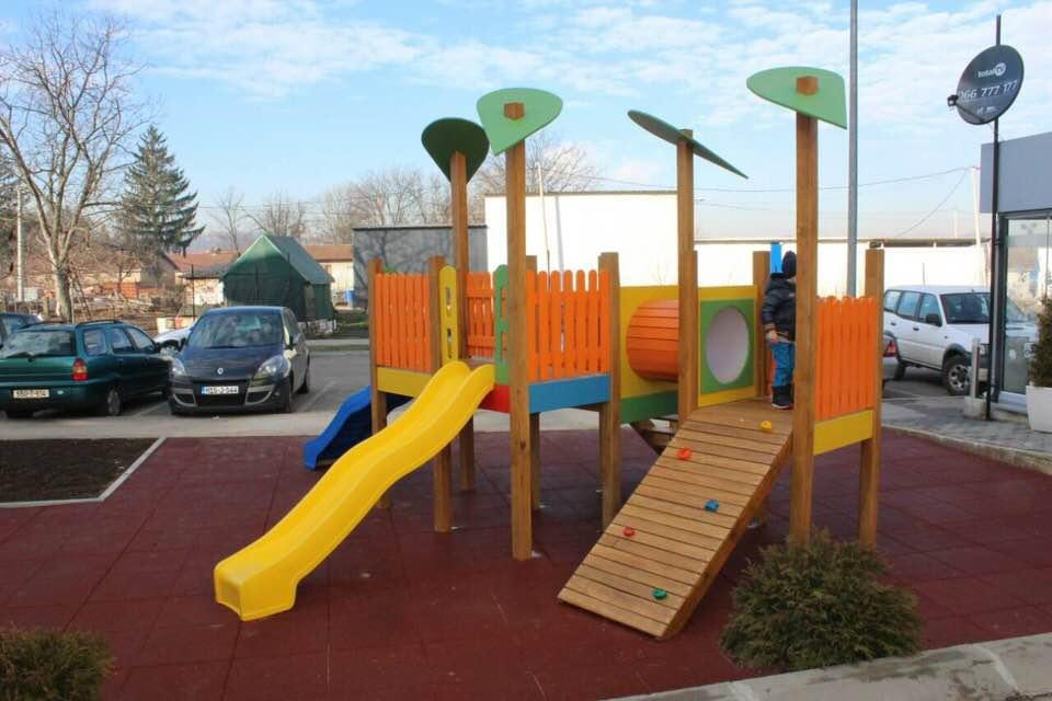 Dječije igralište,  Lazarevo – Banja Luka