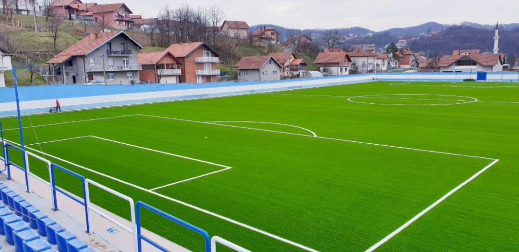 FK Tuzla City, Tuzla