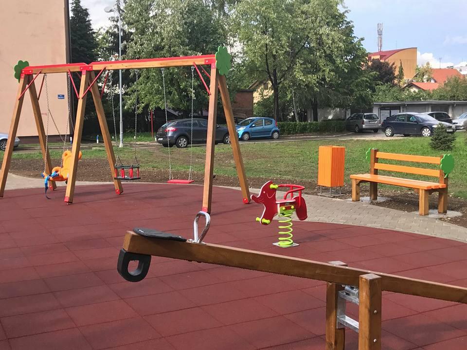 Dječije igralište, Hemofarm – Banja Luka