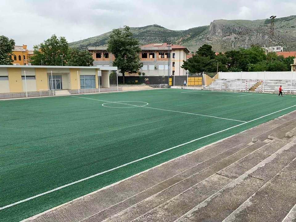 Kantarevac, Mostar