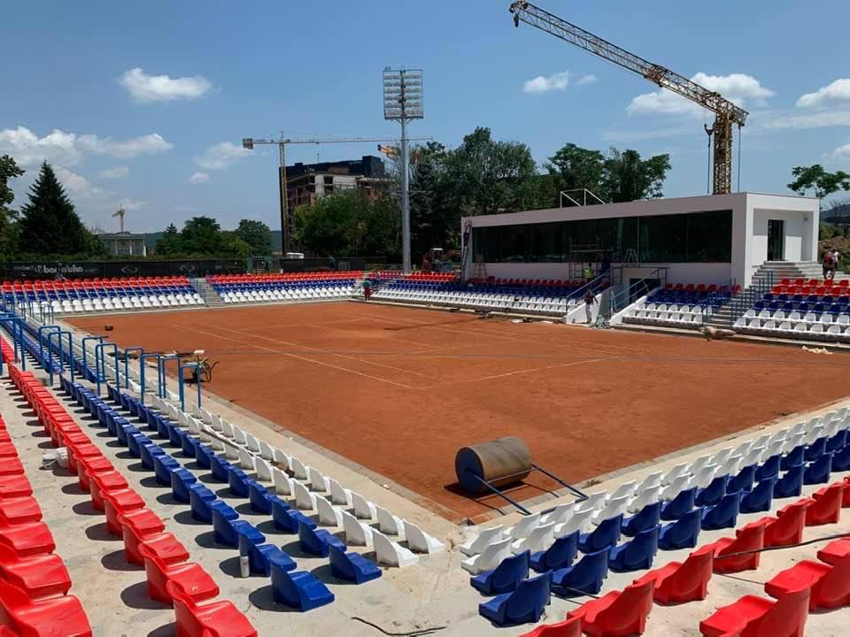 Teniski savez, Banja Luka