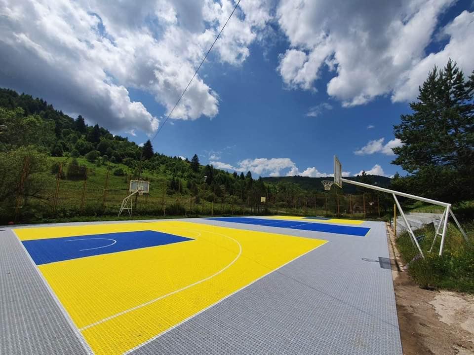 Multifunkcionalne podloge, Trnovo