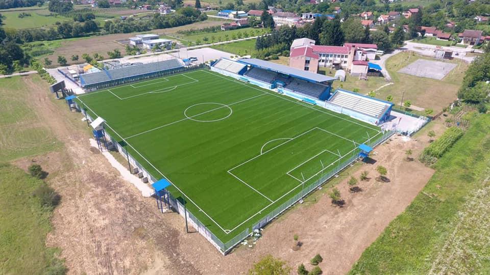 FK KRUPA, Krupa na Vrbasu