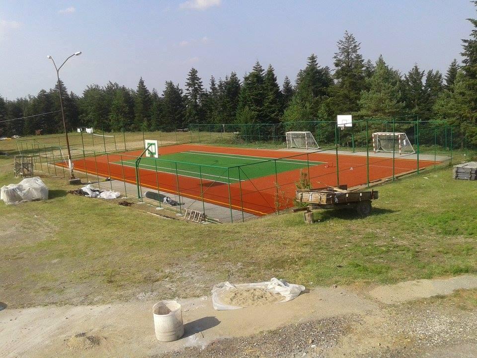Multi-Sport teren, Hajdučke Vode