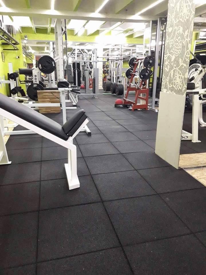Gumena podloga, Body Building Club 300 – Prjedor