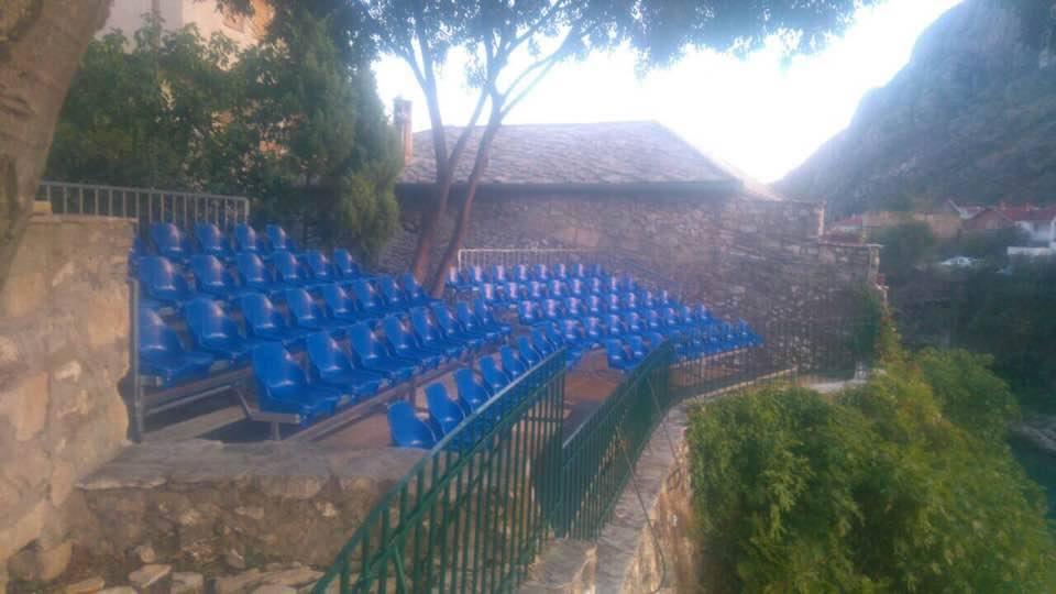 Montazna tribina, RedBull Mostar
