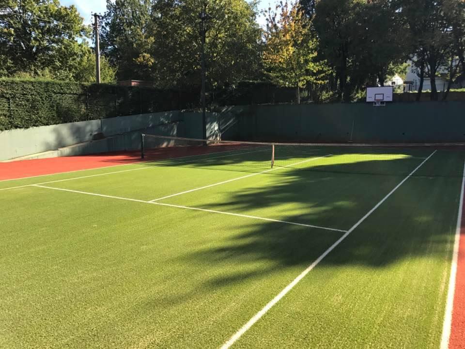 Teniski teren, Široki Brijeg