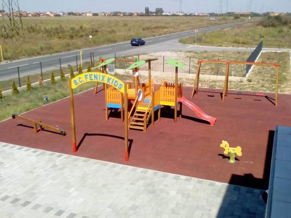 Dječije igralište, S C Fenix Šabac