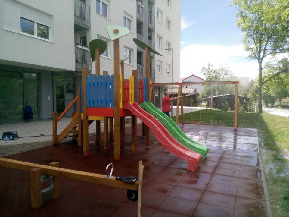 Dječije igralište, Tehnosint group, Banja Luka