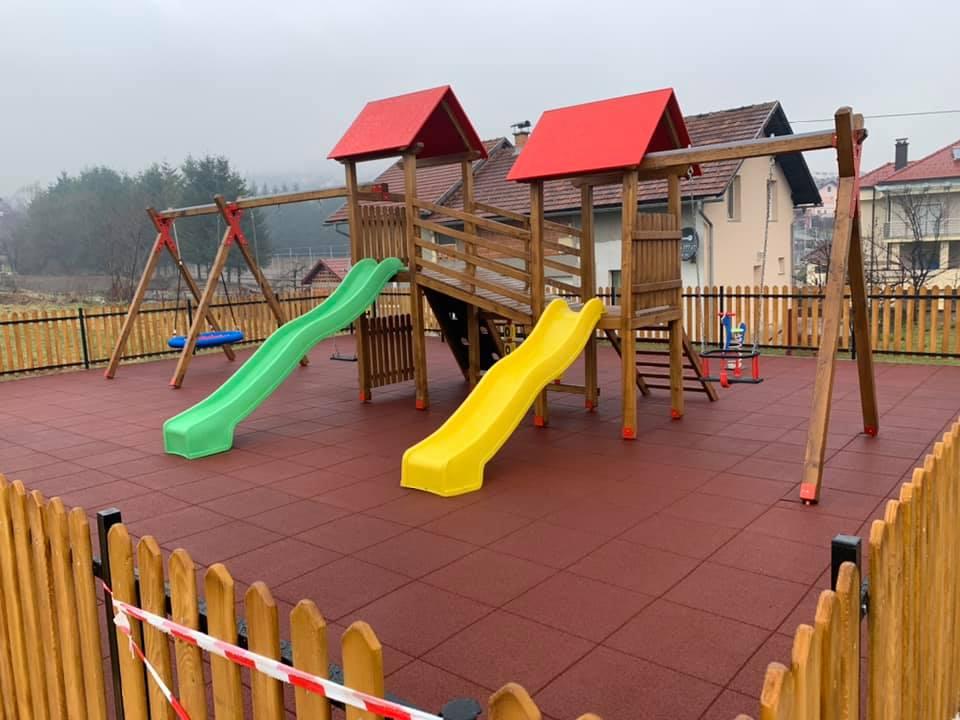Dječije igralište Mrkonjić Grad